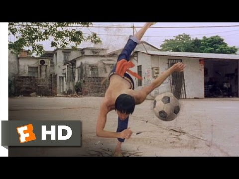 Shaolin Soccer (212) Movie CLIP - Soccer Fight (2001) HD