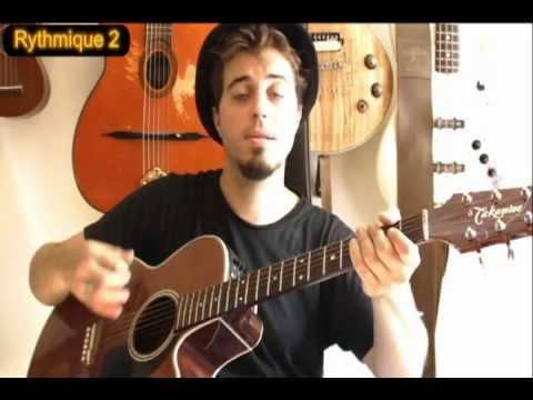 Santiano (Hugues Aufray) - Cours De Guitare