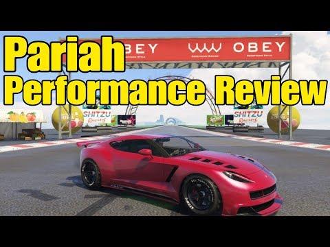 GTA Online - Pariah Performance Review (New Top Sports Car)