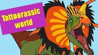 Tattoorassic world - Musical Animated Parody