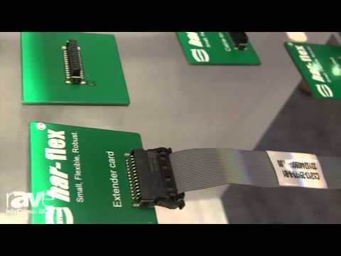 InfoComm 2015: HARTING Displays har-flex Product Family