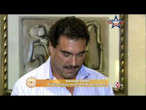 Eduardo Yañez nos cuenta como fue trabajar junto a Fernando Colunga #NotaHoy