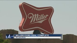 Molson Coors takes ownership of MillerCoors