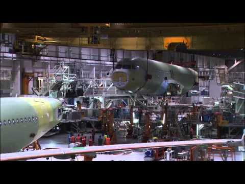 Video Airbus and the U.S. economy