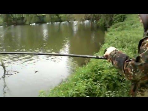 ловля плотвы на боковой кивок видео