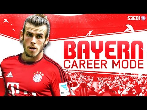 FIFA 16 Bayern Munich Career Mode - The Return of Toni Kroos? - S3E01