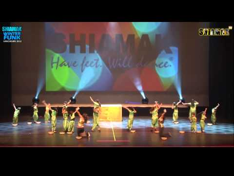 O Re kanchi - Kids - Cameron - Shiamaks Vancouver Winter Funk...