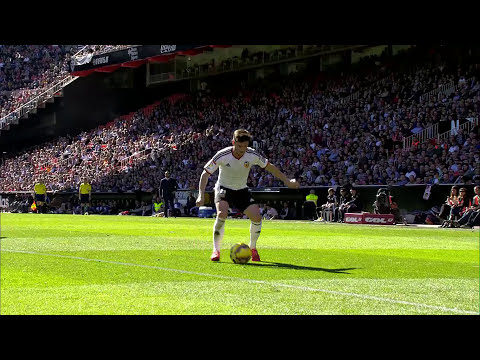 Resumen de Valencia CF (1-0) Getafe CF