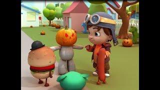 Halloween Songs for Children - Old Mac Donald Had a Farm - Kids Songs - CHUPA TV