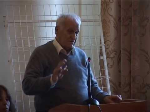 Выступление В.М.Межуева