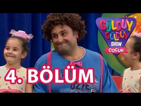 Güldüy Güldüy Show Çocuk 4. Bölüm Tek Parça Full HD (5 Ağustos Cuma)