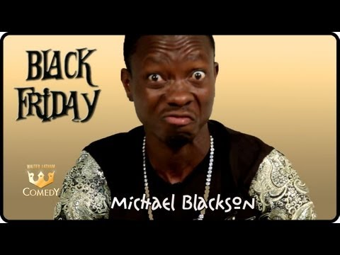 "Michael Blackson ""NBA Finals HeBitches"" Black Friday #50"