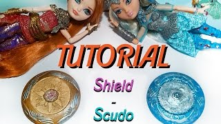 TUTORIAL: Scudo per bambole Ever After High - Dragon Games