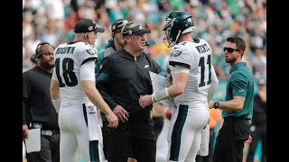 Eagles' Doug Pederson on embarrassing loss