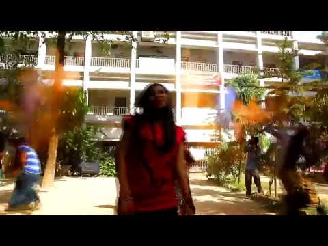 ICC World Twenty 20 Bangladesh 2014, Flash Mob -Shaikh Burhanuddin Post Graduate College