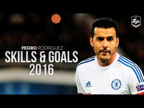 Pedro Rodríguez 2016 |Amazing Skill Show| HD | 1080p