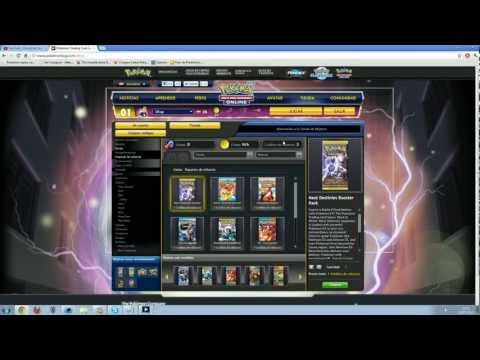 Tutorial: Cómo conseguir tus cartas Pokémon TCG Online