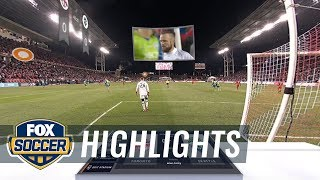 Toronto FC vs Seattle Sounders 2016 MLS Cup Highlights | 360 VIDEO | MLS CUP