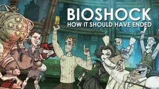 Bioshock: Como debió haber terminado