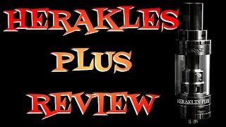 Herakles PLUS By Sense Sub Ohm Clearomizer Review