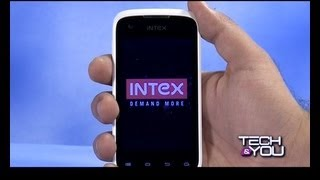 Review: Intex Aqua 4.0 - NewsX