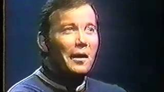 William Shatner performs It Was a Very Good Year