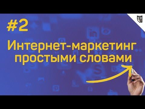 Интернет-маркетинг простыми словами - #2 - Новые тренды интернет-маркетинга