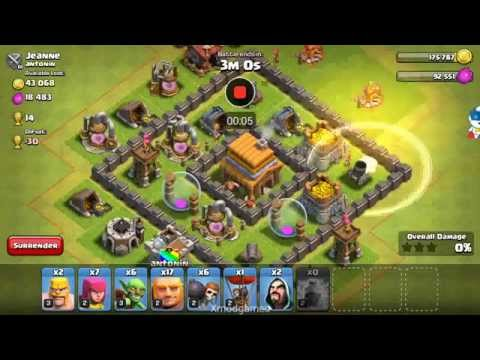 Clash of Clans Sound Effects Mod