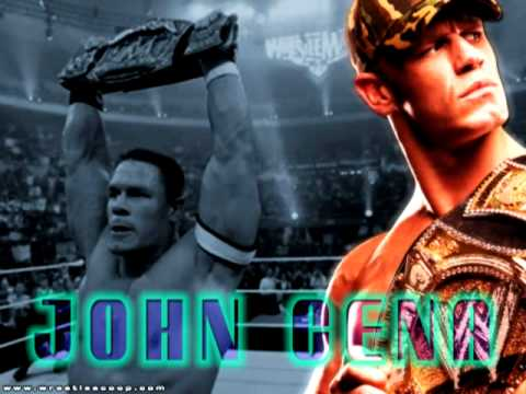 My Time Is Now ( John Cena Theme Song ) video