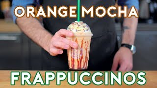 Binging with Babish: Orange-Mocha Frappuccinos from Zoolander