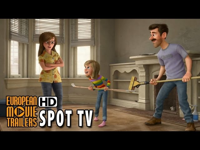 Vice-Versa Spot 'Joyeuse fête des mères !' (2015) HD