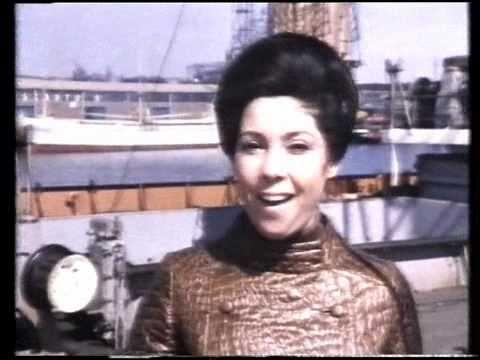 Corry Brokken - So ist die Liebe, mon ami 1965