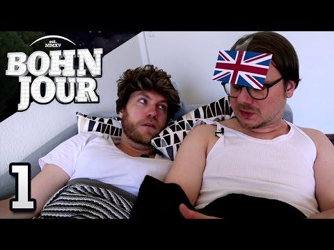 [1/3] Röbel TV, Gib AIDS keine Chance, Simon aus London | Bohn Jour | 29.06.2016