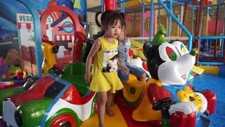 Trò Chơi Đi Công Viên Đồ Chơi - Bé Nhím TV - Đồ Chơi Trẻ em Thiếu Nhi
