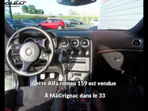 Alfa romeo 159 occasion visible  Mrignac prsente par Stradale automobiles