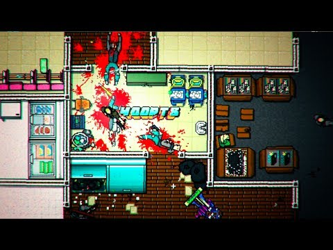 Hotline Miami 2: Wrong Number APK Cover