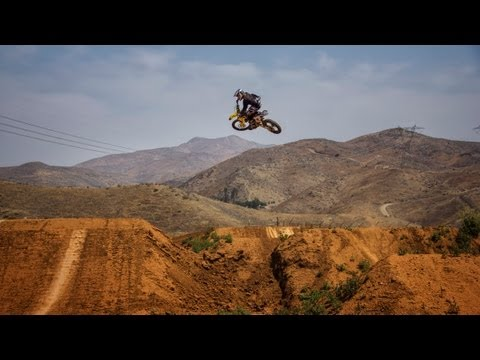 Josh Hill & Josh Hansen - Raw SX Practice