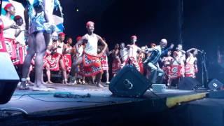 Umkhathazi Iphimbo Mpuncuzeko 2017 Live