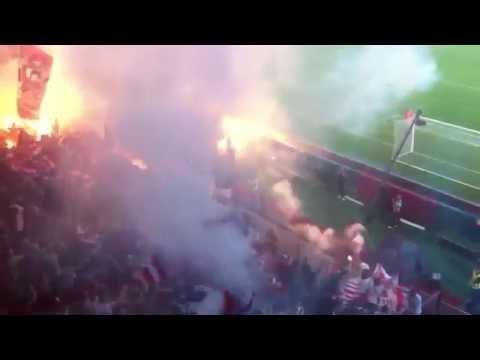 Spartak fire show