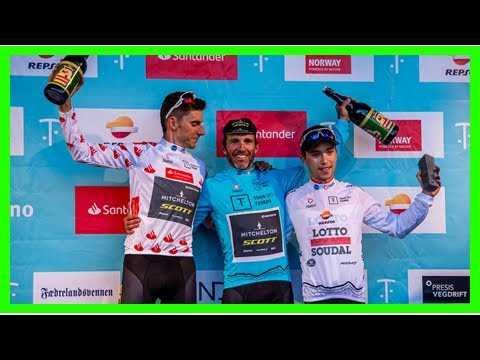 Breaking News | Bjorg Lambrecht takes his first pro victory in Tour des Fjords