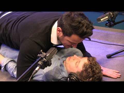 Peter Andre Plank All Over Me - Matt Edmondson BBC Radio 1
