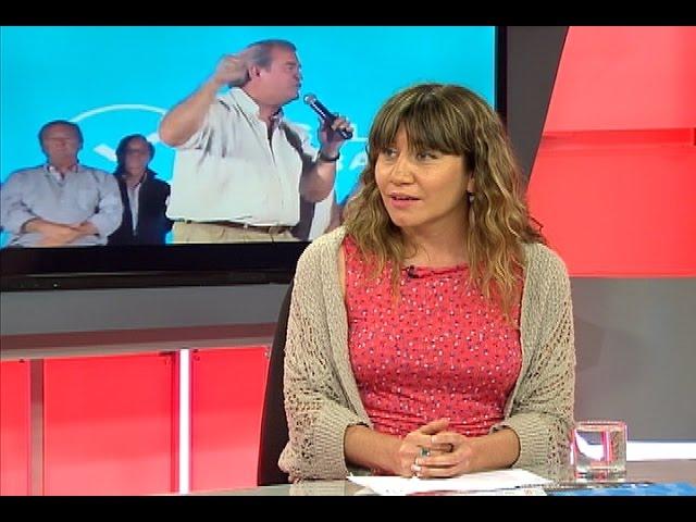 Lorena Oyarzún ahondó en las elecciones presidenciales de Brasil y Uruguay