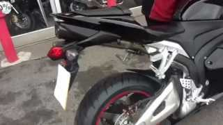 2012 Honda CBR600RR Akrapovic Exhaust from Kestrel Honda
