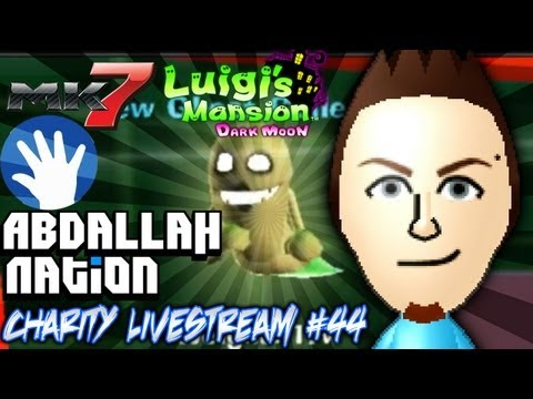AbdallahNation Weekend Livestreams for Charity #44: MK7 and LM:DM - 5/...