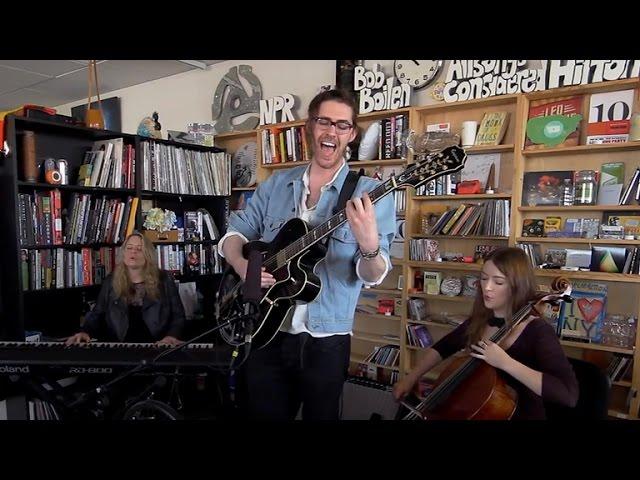 """NPR """"Tiny Desk Concerts"""" series sees huge online success"""