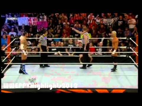 WWE Royal Rumble 2012 Highlights (HQ)