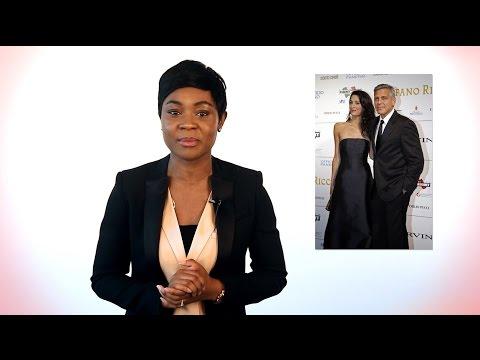 A-List Insider: George Clooney Wedding, North West at Paris Fashion Week