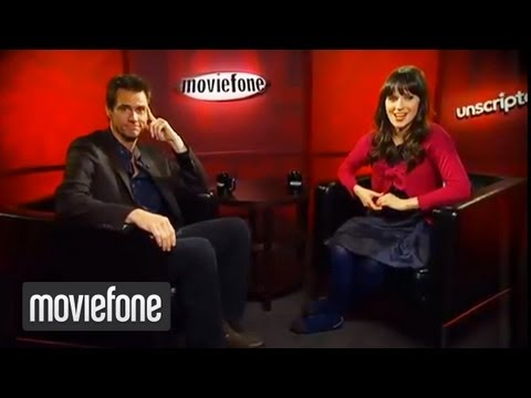 'Yes Man' Unscripted: Jim Carrey and Zooey Deschanel | Moviefone