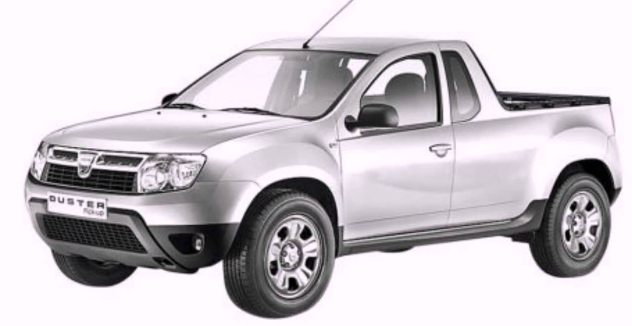 dacia duster pickup 2014 youtube. Black Bedroom Furniture Sets. Home Design Ideas