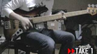Slap Bass Solo (BPM 143)